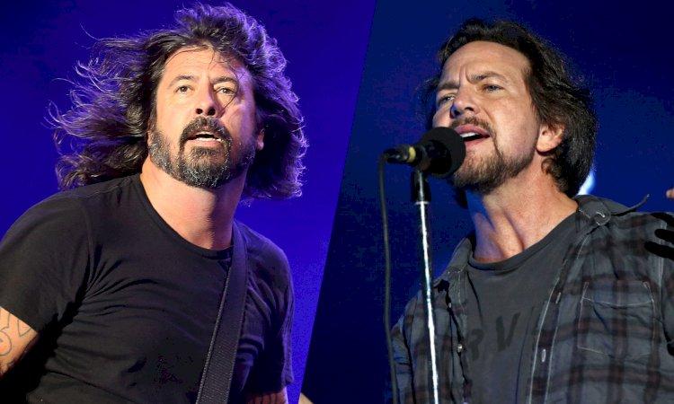 Foo Fighters, Eddie Vedder e outras estrelas farão live em prol da distribuição igualitária de vacinas