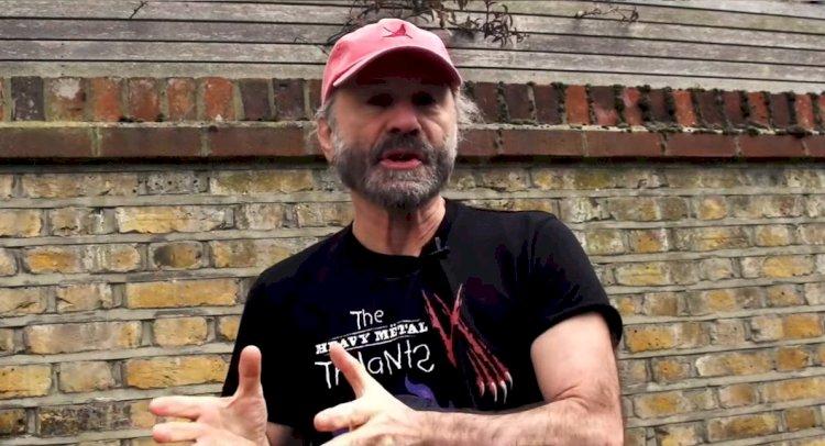 Bruce Dickinson se une ao Heavy Metal Truants e convida fãs para evento virtual beneficente