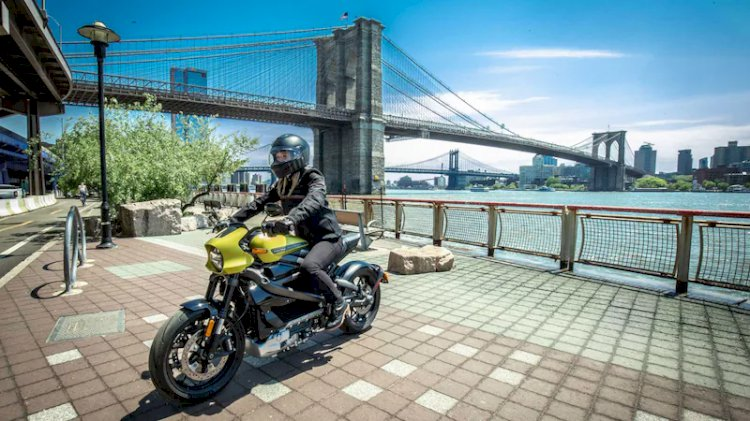 Harley-Davidson lança marca independente de motocicletas elétricas
