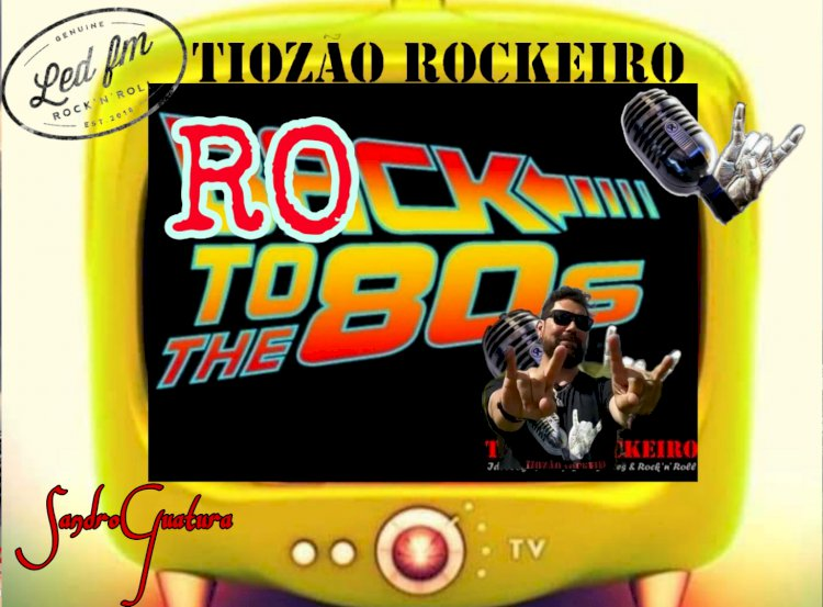 ROCK TO THE 80's