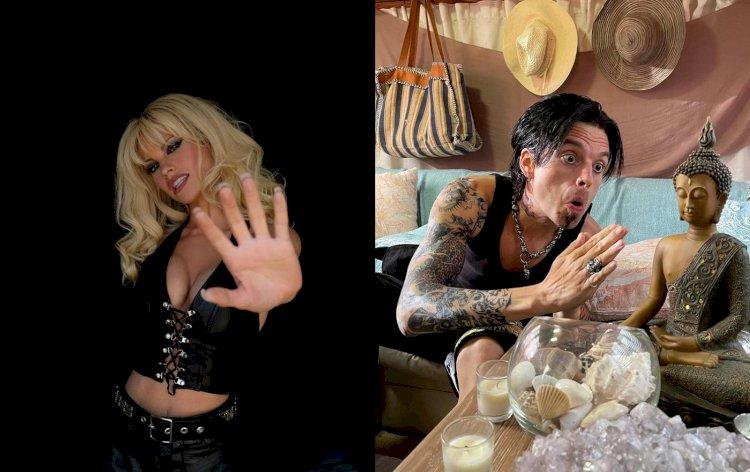 Série 'Pam and Tommy' recria o polêmico relacionamento de Pamela Anderson e Tommy Lee