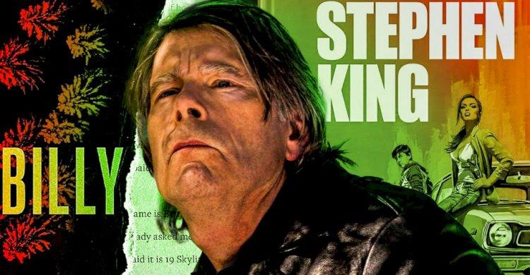 Stephen King sonhou com um assassino. E então o rei irá deixá-lo assumir uma vida própria