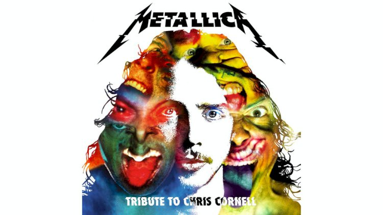Metallica lança vinil especial tributo a Chris Cornell de capas do Soundgarden