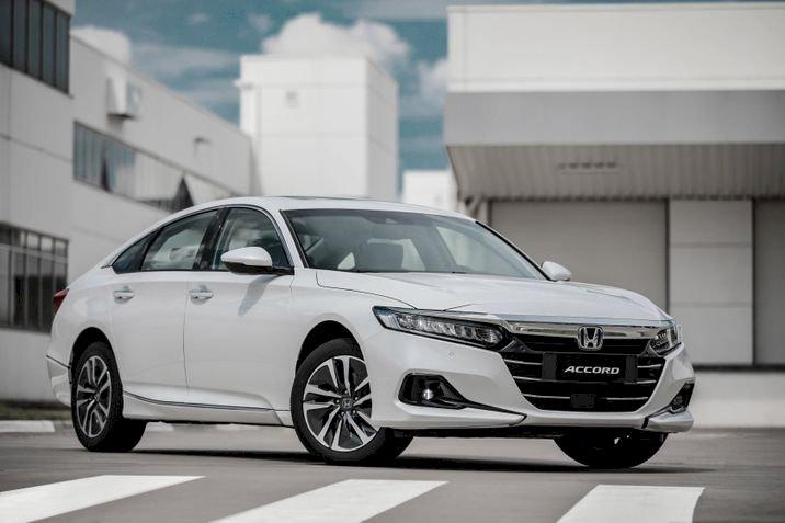 Honda Accord híbrido chega ao Brasil