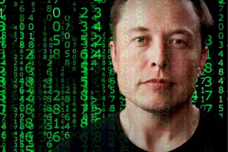 Elon Musk diz que vivemos em uma simulação e não existimos de verdade